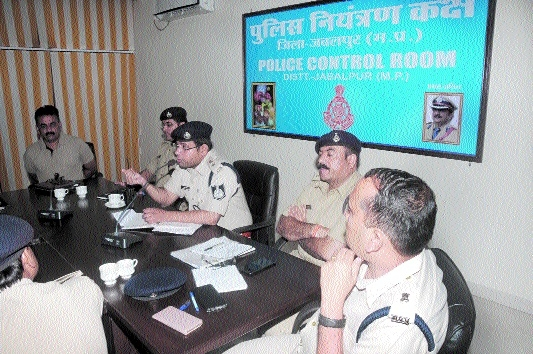 SP directs officers to keep vigil eye on suspicious elements
