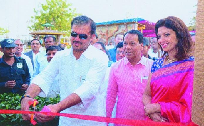 Kairali Ayurvedic Ramdham Healing Village inaugurated in Mansar