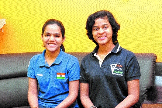 Mahima, Shreya Agrawal strive for excellence in ISSF World Cups