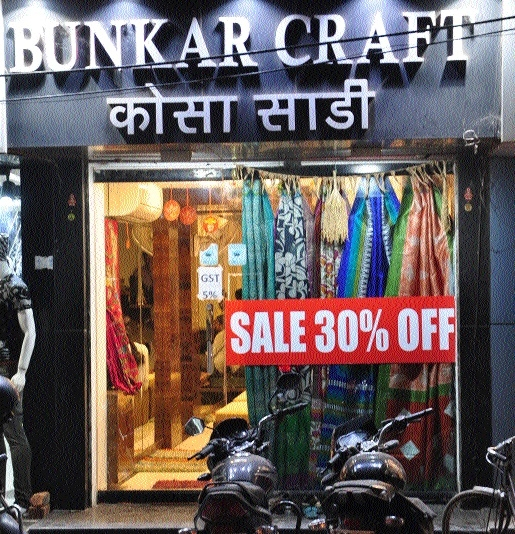 Bunkar Craft presents bumper anniversary sale of 30%