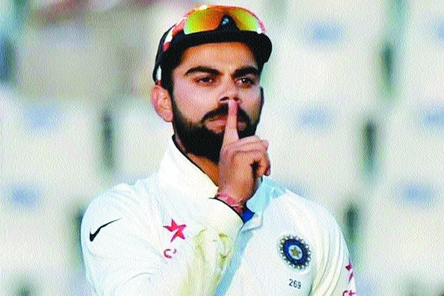 Kohli slams Afridi's comments on Kashmir