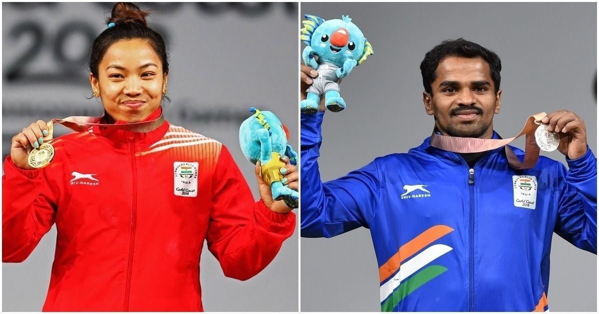 Chanu, Gururaja put India on CWG medal table