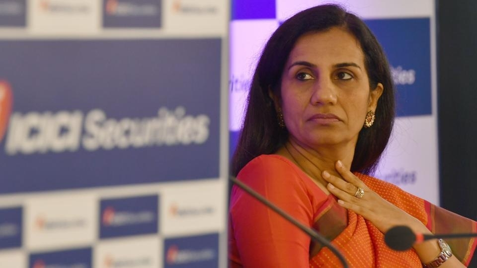 Chanda Kochhar's kin detained by immigration authorities