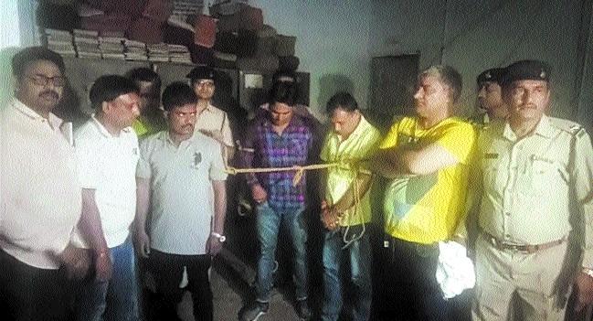 Six gamblers nabbed, Rs 3.35L seized