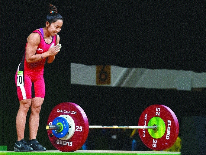Mirabai: From lifting firewood to CWG gold