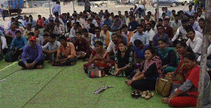 C'garh Sanjeevani 108/102 Employee Welfare Assn to continue their strike