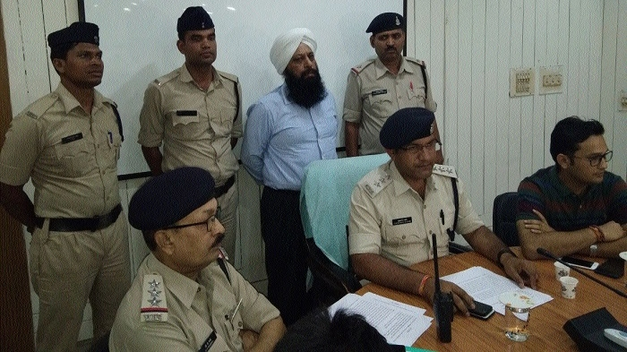 Absconding director of Saini Industries nabbed