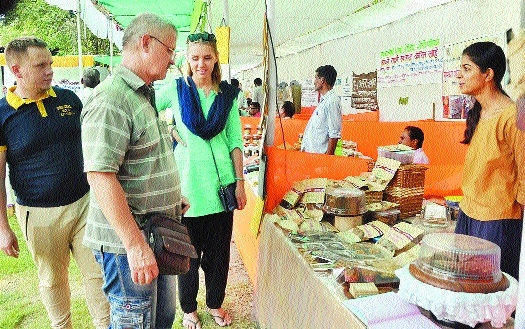 Beejotsav displays organic and poison-free products