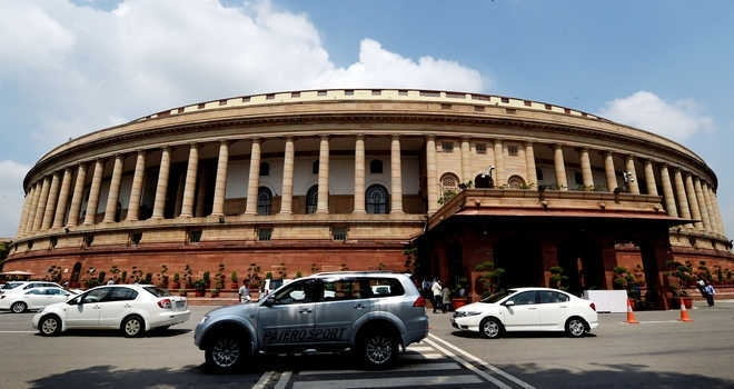 Parlt adjourned sine die after the least productive budget session since 2000