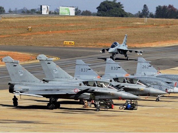 India begins process to procure around 110 fighter jets for IAF