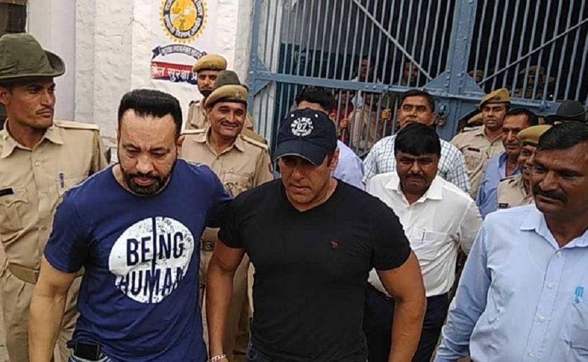 Salman granted bail, released from jail