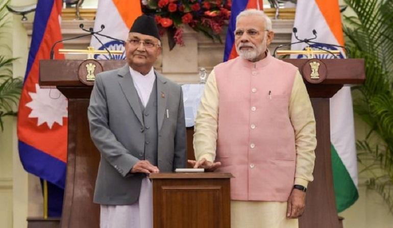 Modi, Oli seek to reset India-Nepal relations