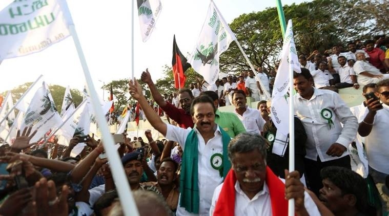 Stalin starts mega rally over Cauvery issue