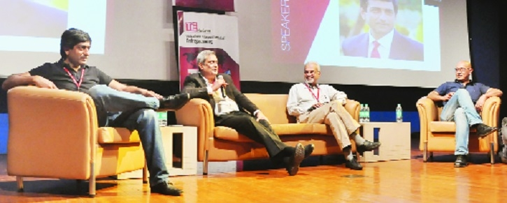 'Funding gets easy for start-ups with disruptive idea'
