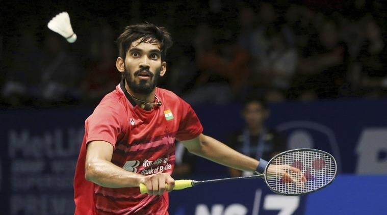 Srikanth leads India to team event semis