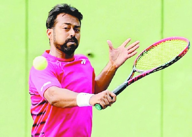 Paes creates world record in India's stunning comeback win