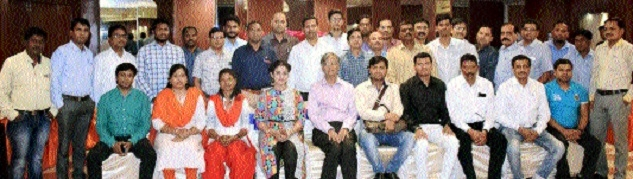 Workshop on energy mgmt and efficiency held