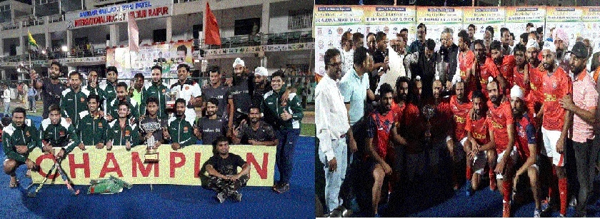 IOCL lifts All India Nehru Gold Cup Hockey title