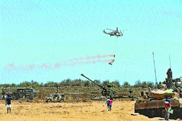 2 Nagpur-based cos to display products in Defexpo 2018