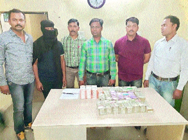 Rs 70 lakh theft case: Cops nab accused from Dusarbid in Buldhana district
