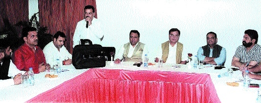 Cong's conclave on legal issues 'Vidhi Vimarsh' on 21st