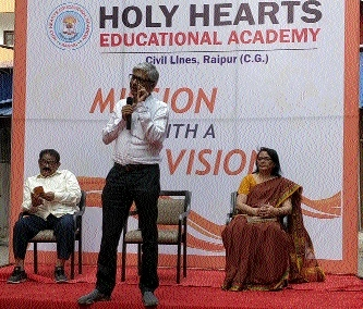 Workshop for guardians organised at Holy Hearts Educational Academy