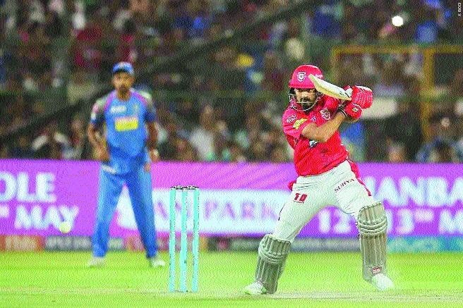 Rahul crawls to slowest fifty this IPL season