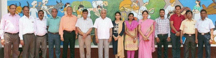 3 JNAU students named for NABARD scholarship