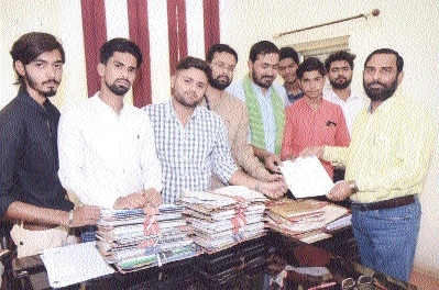 Stop financial exploitation of students in name of exam forms, demands NSUI