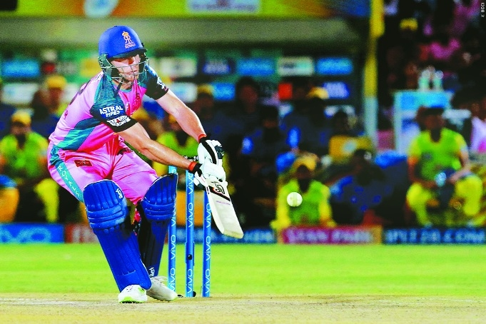 Buttler keeps Royals hopes alive