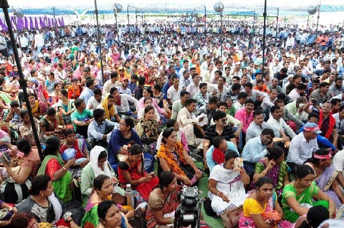 Shikshakarmis host 'Mahapanchayat'