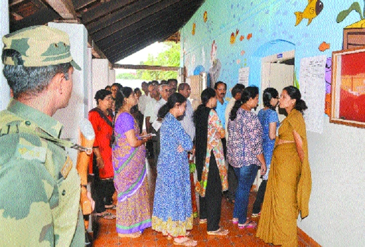 70 pc turn out in K'taka Assembly polls