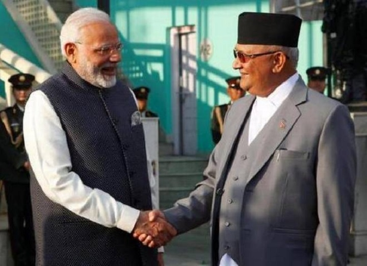 Nepal would not allow its territory to be used against India: Oli to Modi