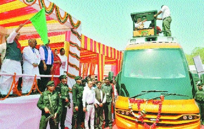'Vikas Yatra is no less than a Teerth Yatra'