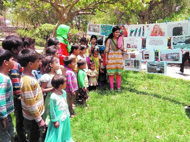 Sarika Gharu's 'motherly concern' changing lives of tribal kids