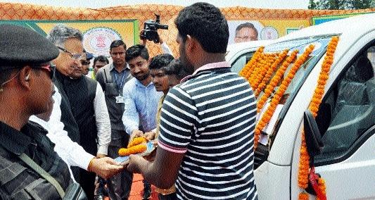 Dreams of 'Antyodaya' reaches far flung areas: CM
