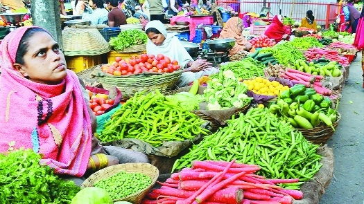 Vegetable prices see stupendous hike in last 15 days