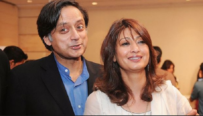 Police chargesheet names Tharoor