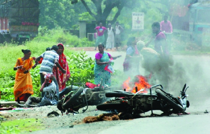 12 killed in clashes during WB election; 73% polling