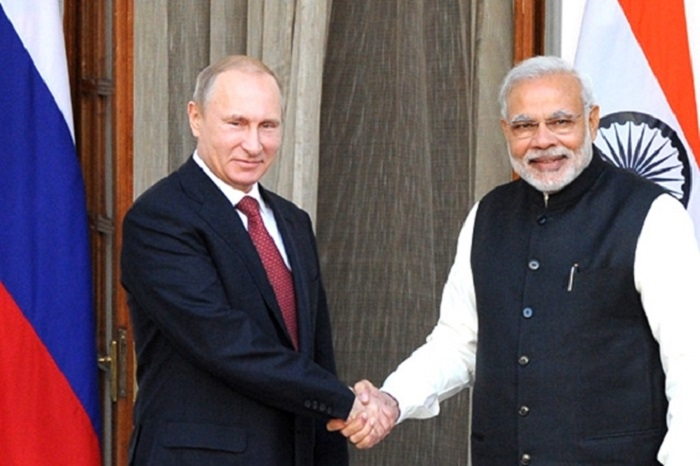 Modi, Putin to hold informal talks in Russia