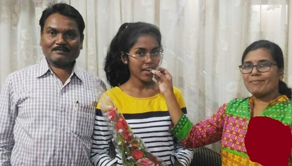 Only self-study helped Kshipra score 98% in ICSE exam