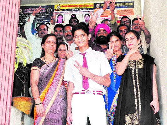 Kareli's Anchal Chouhan third in class X district merit list