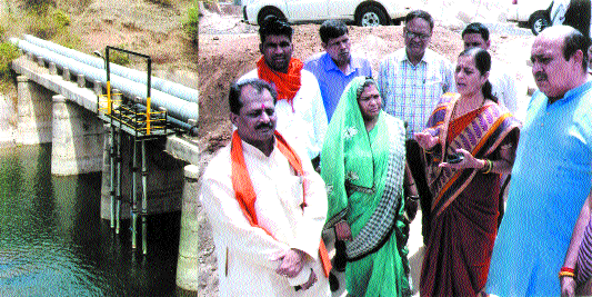 Residents of Ranjhi suburban area to get potable water soon