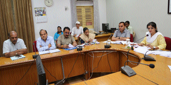 Officers to ensure 100% distribution in Self Employment Schemes: Collector