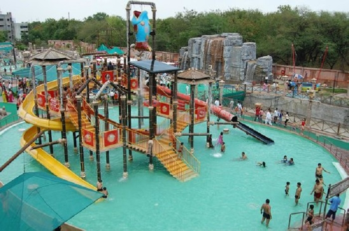 NIT cancels lease of Krazy Castle Aqua Park