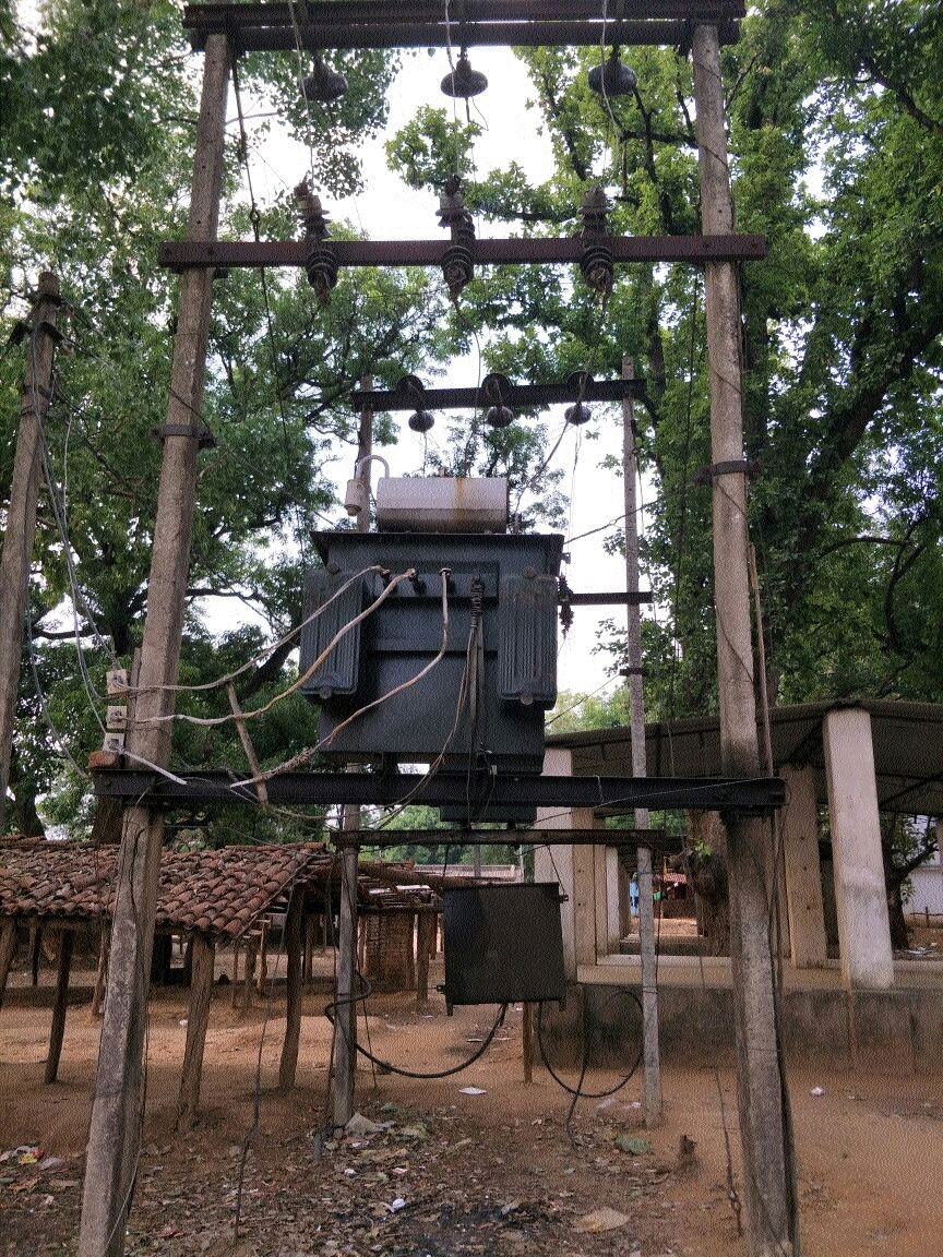 Villagers in Narainpur face low voltage problem