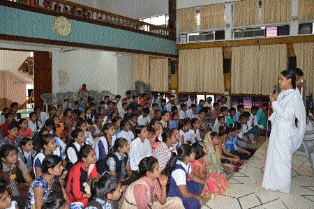 Brahmakumaris holds summer camp