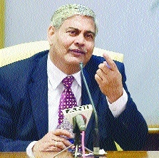 Shashank Manohar re-elected ICC Chairman