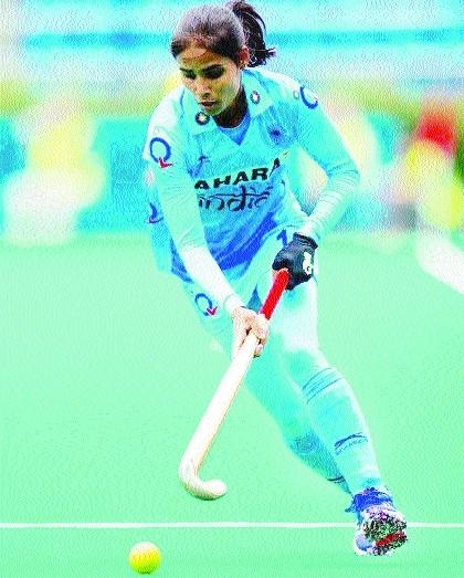 Vandana's brace in India's 3-1 win