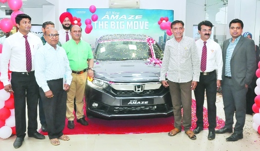 All-new 2nd generation Honda Amaze launched
